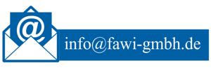 Kontakt zur FAWI per Mail