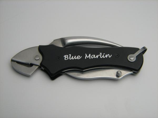 Gravur eines Messers