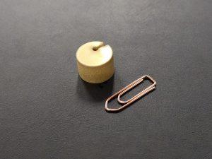 Kern aus 10mm Messing